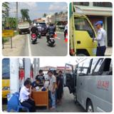 Penertiban kelengkapan angkutan umum orang dan barang