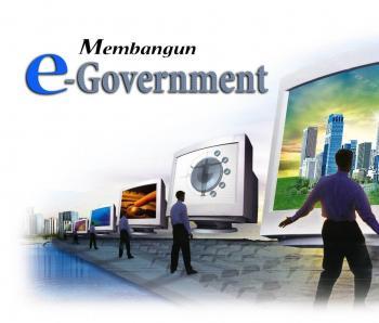 DARI PORTAL MENUJU  e-GOVERNMENT
