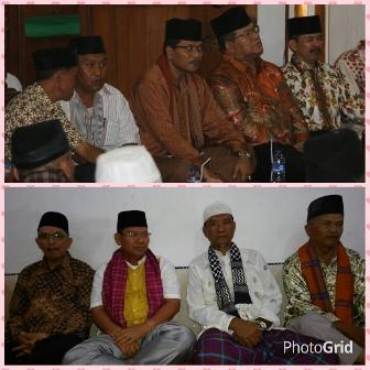 Kunjungan Tim Safari Ramadhan Provinsi Sumatera Barat ke Kabupaten Lima Puluh Kota